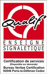 Qualif Enseigne Signalétique