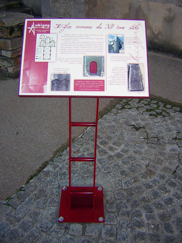 Signalétique Touristique
